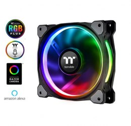 Thermaltake Wentylator Riing 12 RGB Plus TT Premium Ed Single bez kontrolera